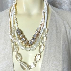 LYDELL NYC Multiple Strands Necklace